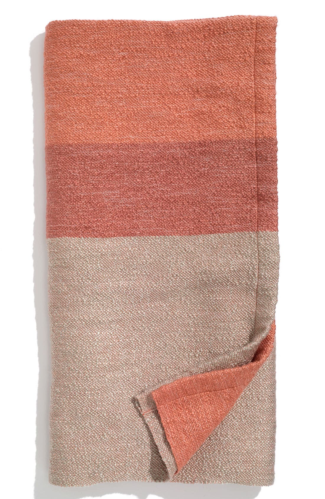 Alternate Image 1 Selected - Nordstrom at Home Colorblock Throw