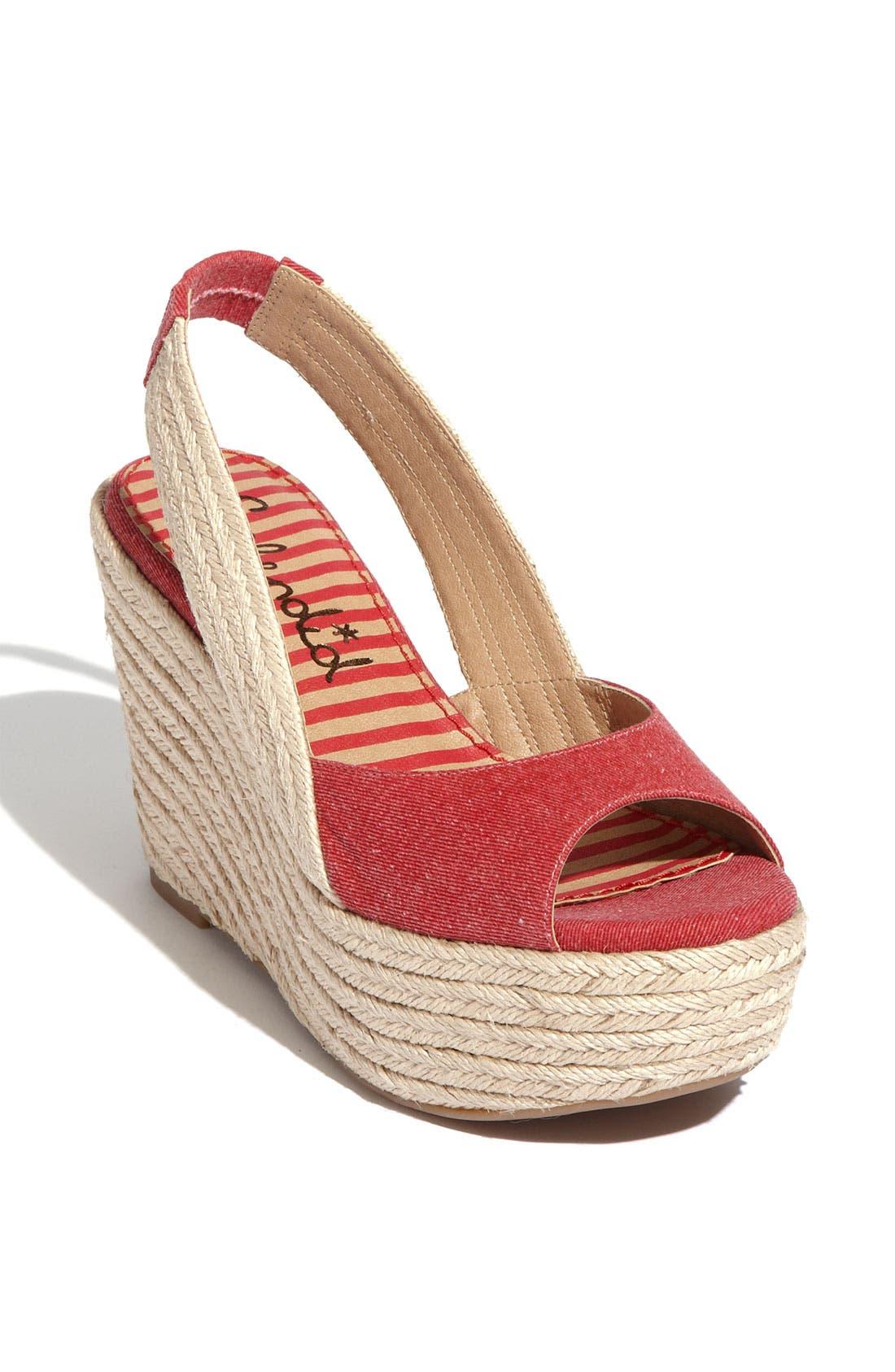 Alternate Image 1 Selected - Splendid 'Perfect' Espadrille Sandal
