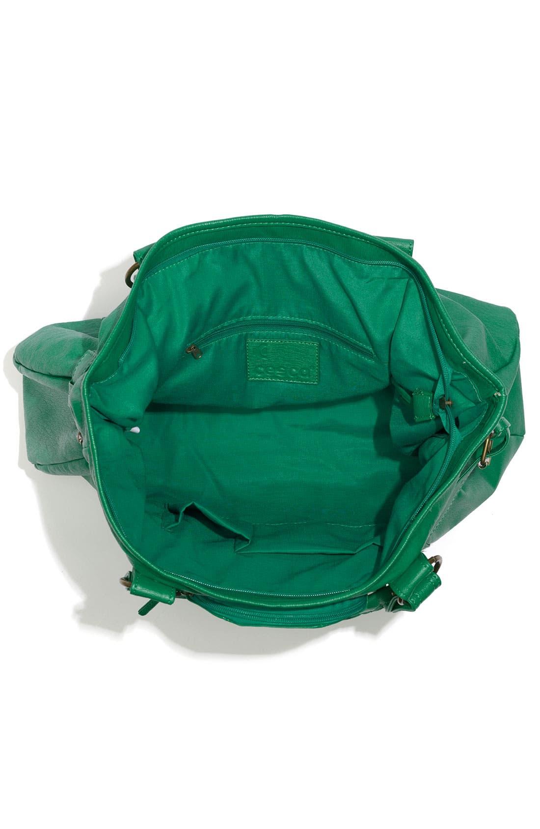 Alternate Image 2  - Cesca Buckle Detail Shoulder Bag