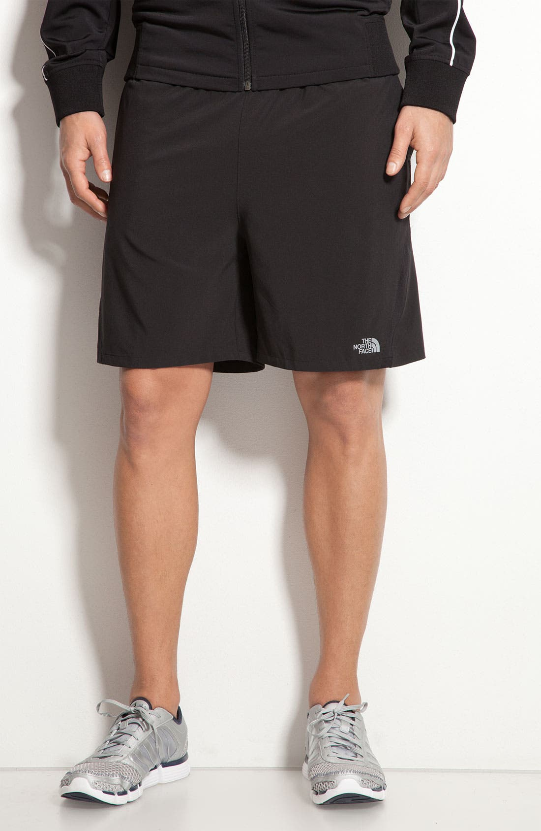 Alternate Image 1 Selected - The North Face 'Agility' Stretch Woven Short