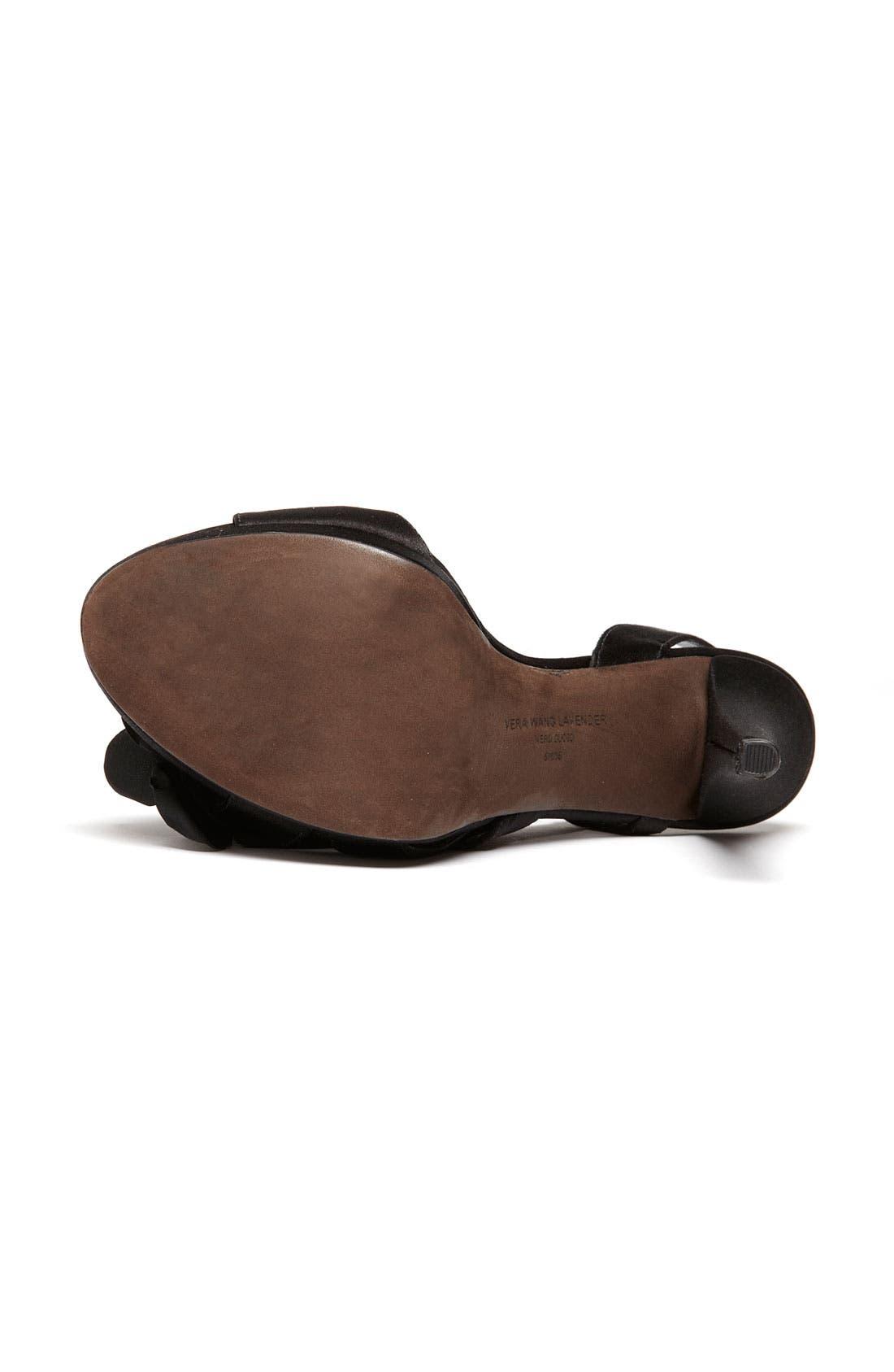 Alternate Image 4  - Vera Wang Footwear 'Savy' Sandal
