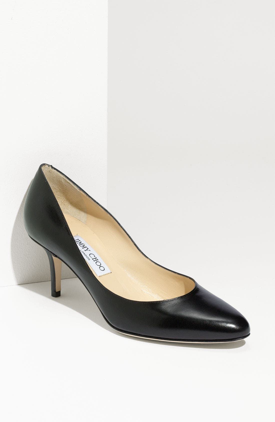 Alternate Image 1 Selected - Jimmy Choo 'Irena' Round Toe Pump