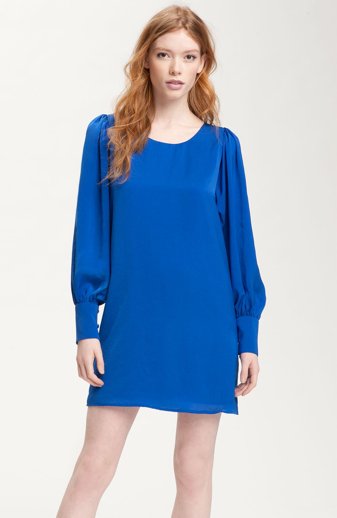 Alternate Image 1 Selected - Rory Beca 'Juliette' Gathered Sleeve Shift Dress