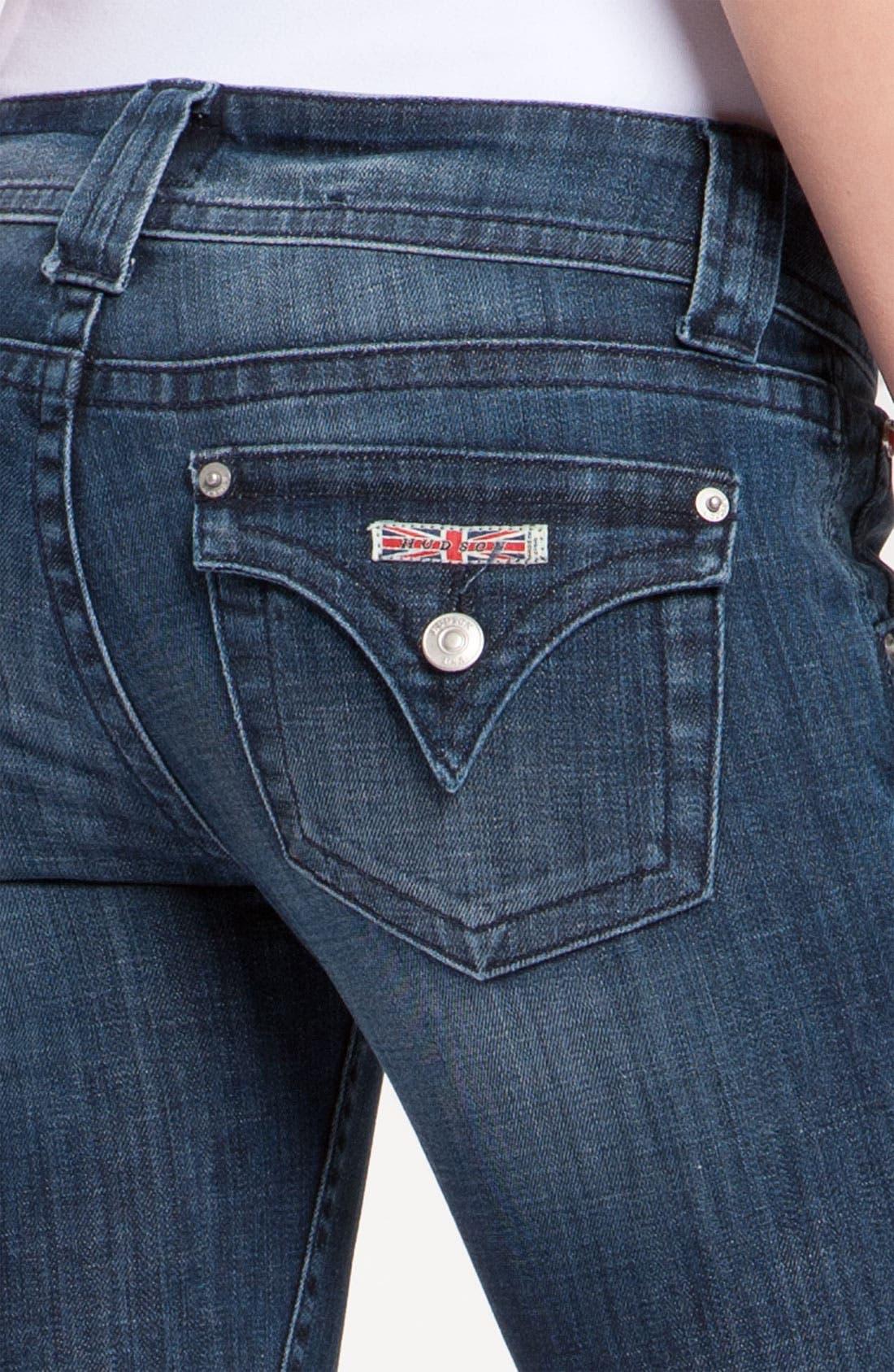 Alternate Image 3  - Hudson Jeans 'Palerme' Cuff Bermuda Shorts (Nantucket Island Wash)
