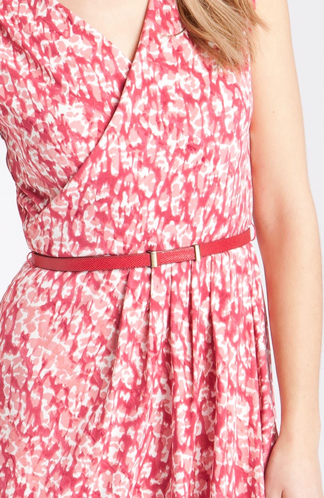 Alternate Image 3  - Anne Klein Faux Wrap Matte Jersey Dress