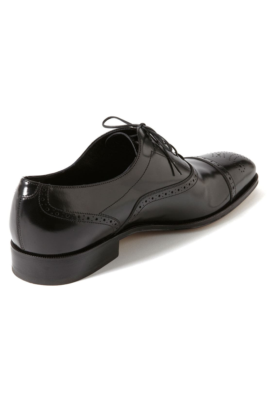 Alternate Image 2  - Salvatore Ferragamo 'Caesy' Cap Toe Oxford