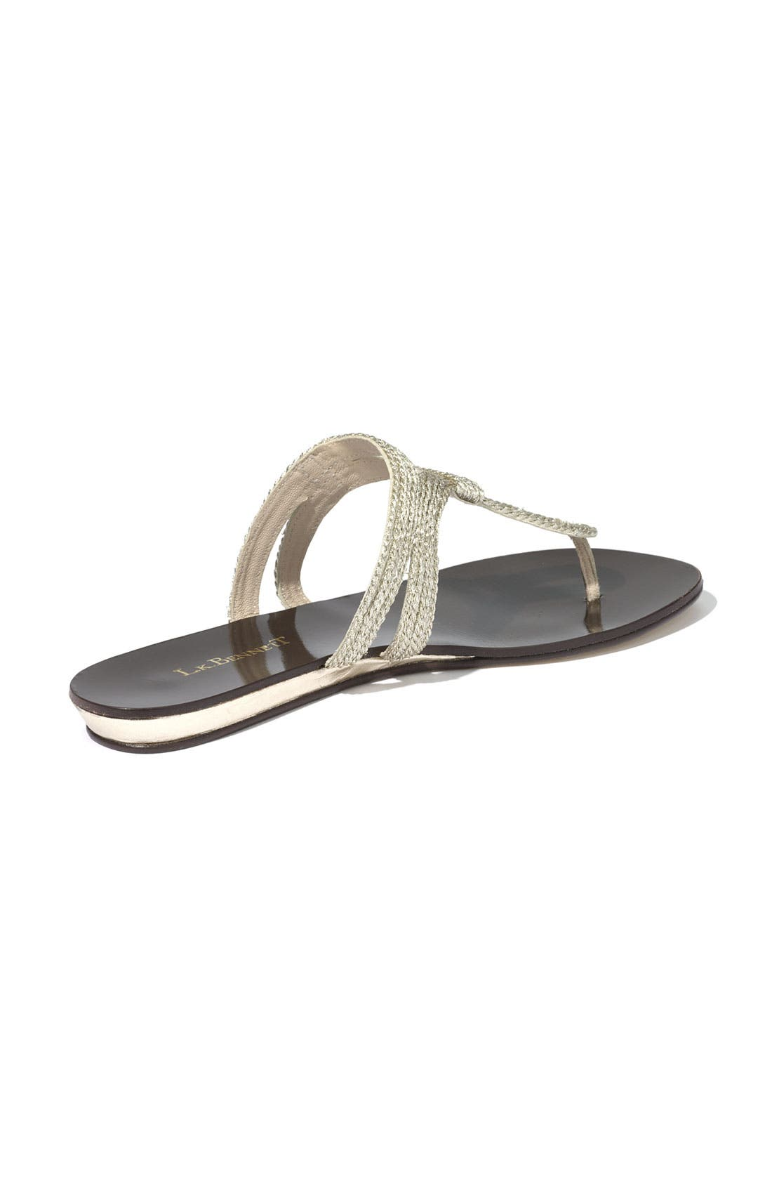 Alternate Image 2  - L.K. Bennett 'Evelyn' Sandal