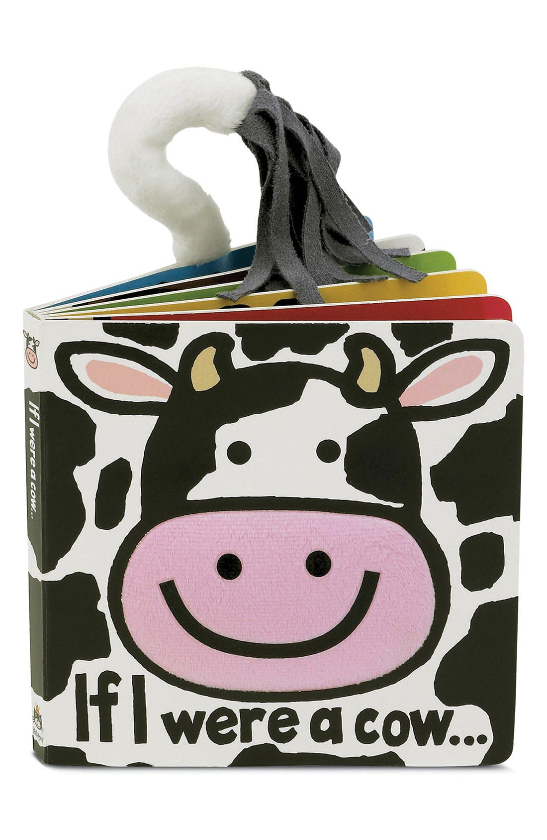 Main Image - 'If I Were a Cow...' Book
