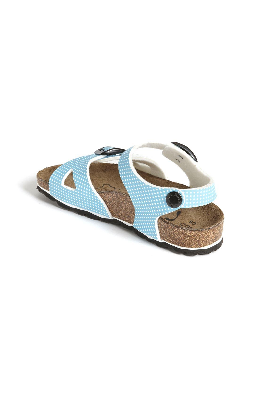Alternate Image 2  - Birki's® 'Tuvalu' Sandal (Toddler & Little Kid)