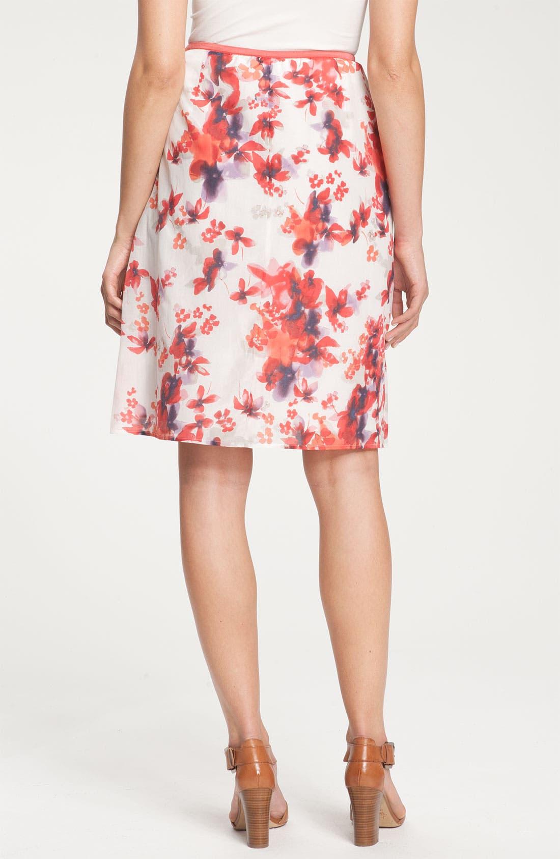 Alternate Image 2  - Nic + Zoe 'Blushing Floral' Skirt