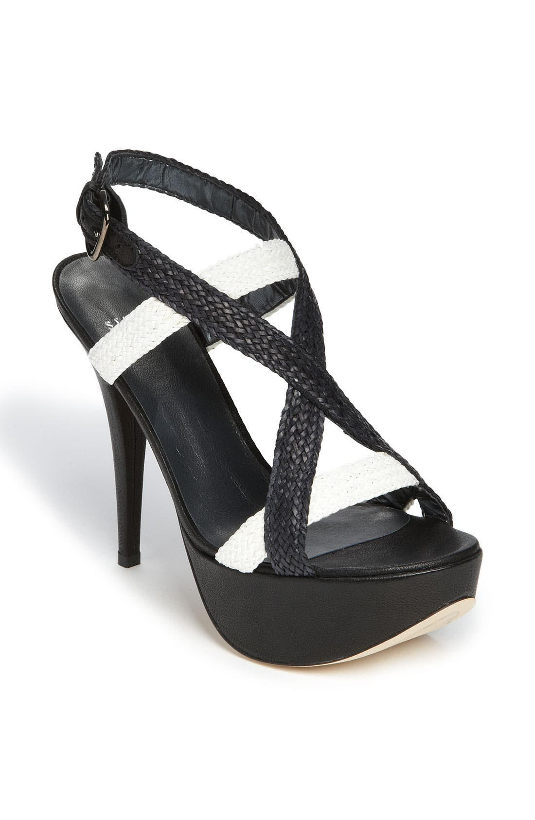 Alternate Image 1 Selected - Stuart Weitzman 'Camino' Sandal