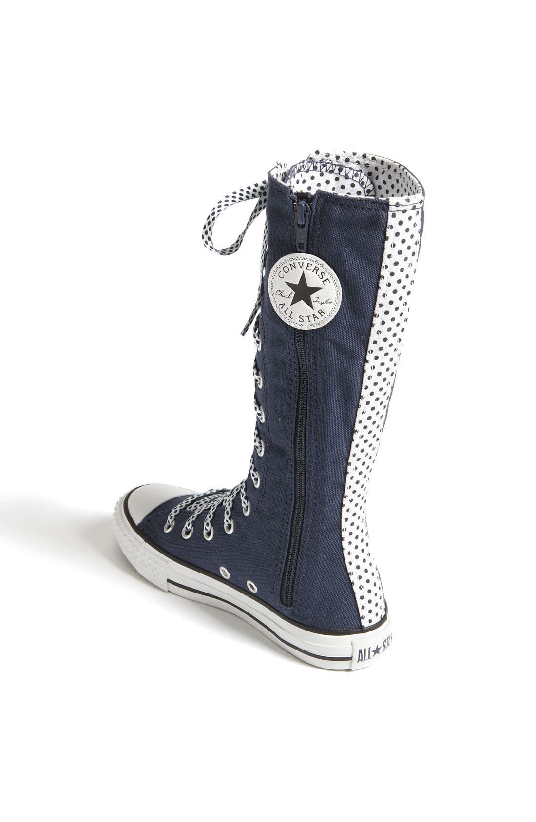 Alternate Image 2  - Converse Chuck Taylor® 'X-Hi' Sneaker (Toddler, Little Kid & Big Kid)