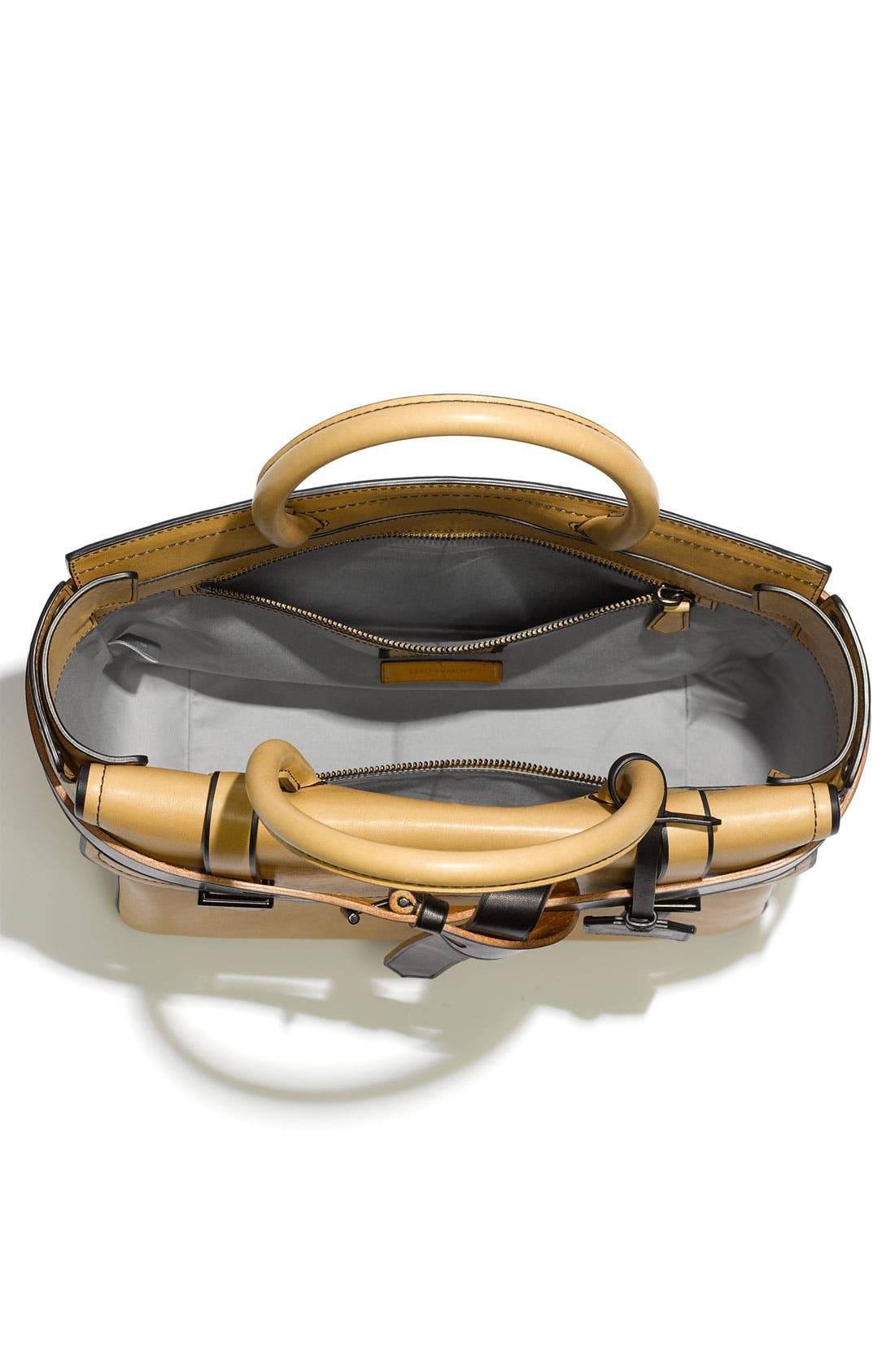 Alternate Image 3  - Reed Krakoff 'Boxer' Leather Satchel