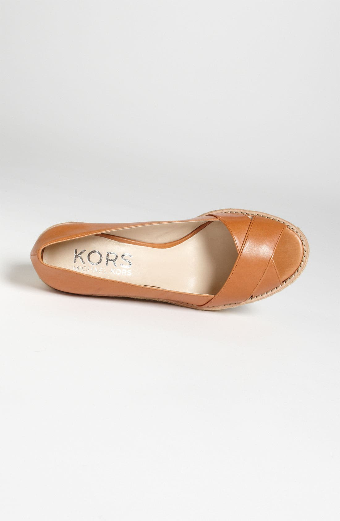 Alternate Image 3  - KORS Michael Kors 'Upland' Wedge