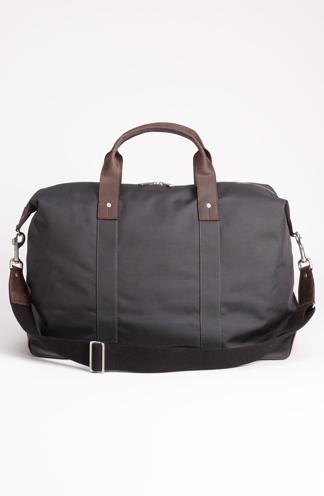 Alternate Image 4  - Jack Spade 'Wing' Nylon Duffel Bag