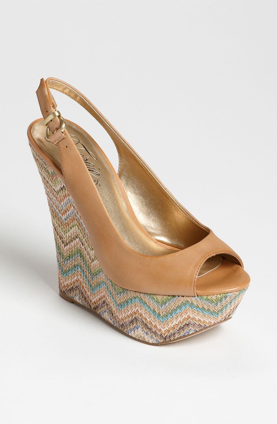 Alternate Image 1 Selected - Fergie 'Bonita' Sandal