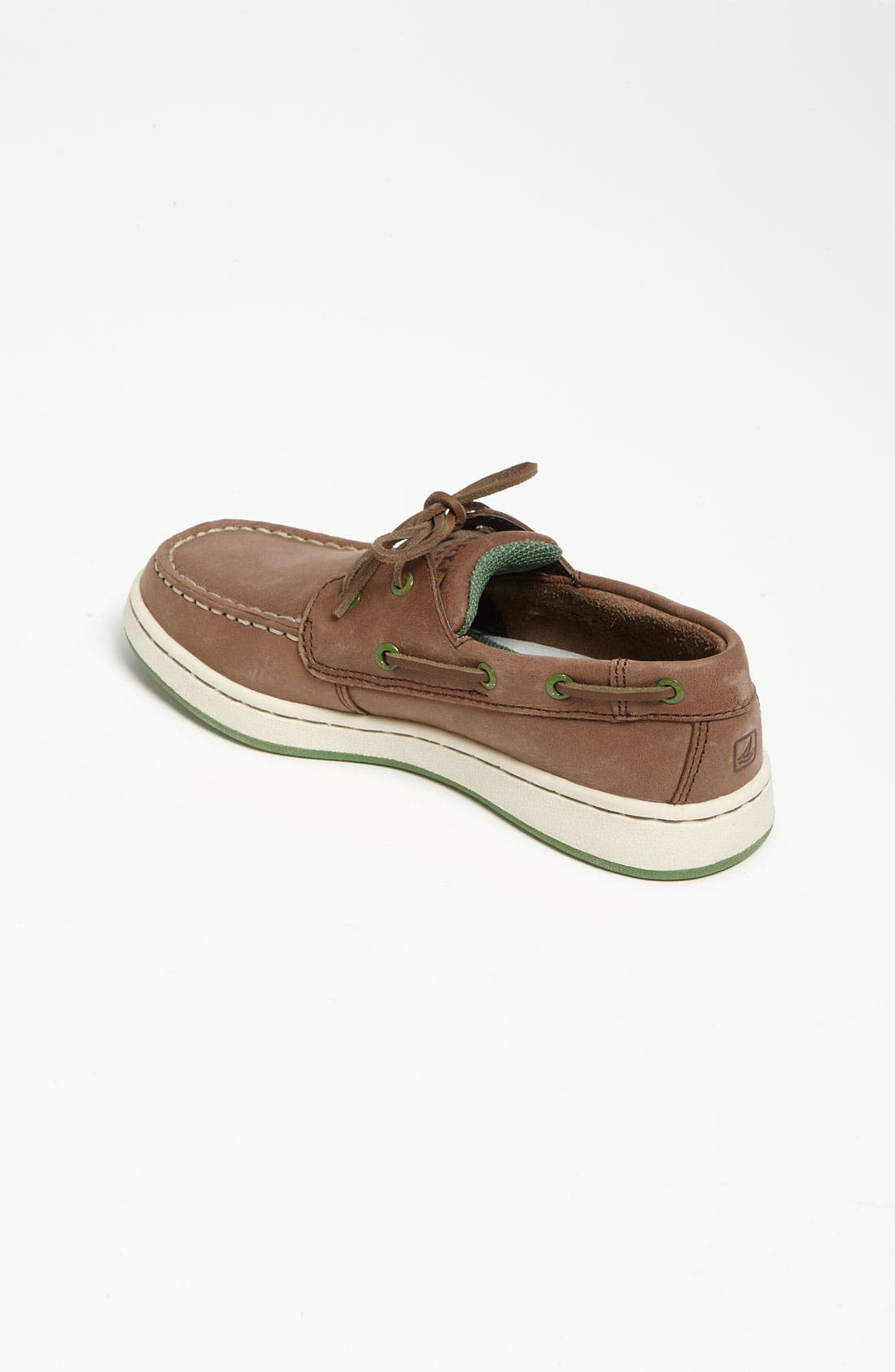 Alternate Image 2  - Sperry Top-Sider® Kids 'Cup 2 Eye' Boat Shoe (Little Kid & Big Kid)
