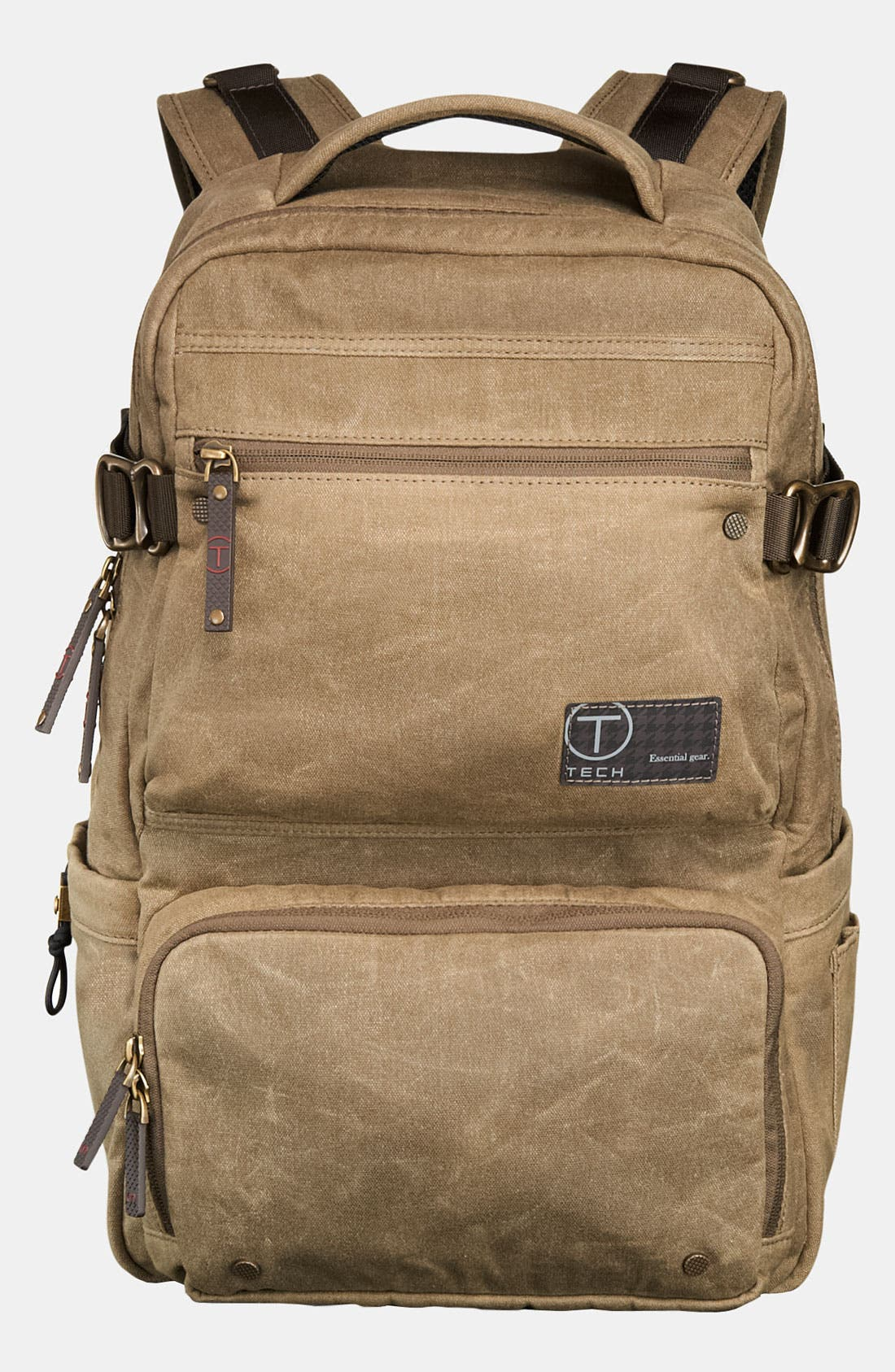 Alternate Image 1 Selected - Tumi 'T-Tech Icon - Melville' Zip Top BriefPack®