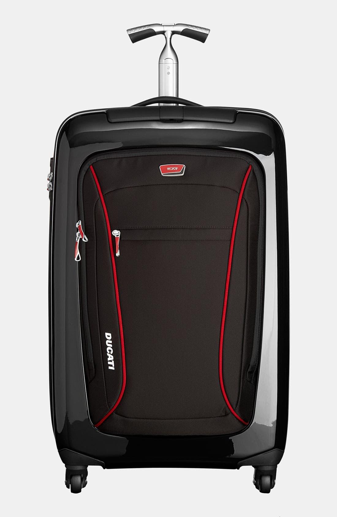 Main Image - Tumi 'Ducati - Quattroporte' 4-Wheeled Medium Trip Suitcase
