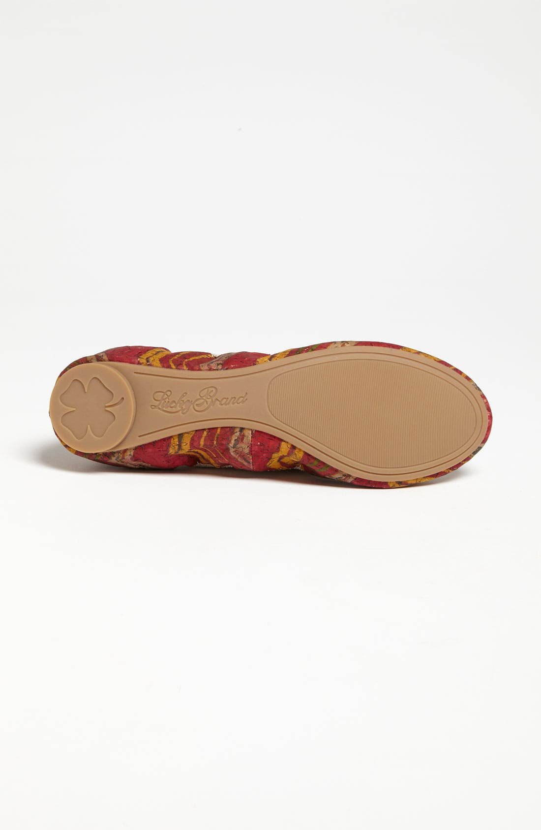 Alternate Image 4  - Lucky Brand 'Evonne' Flat