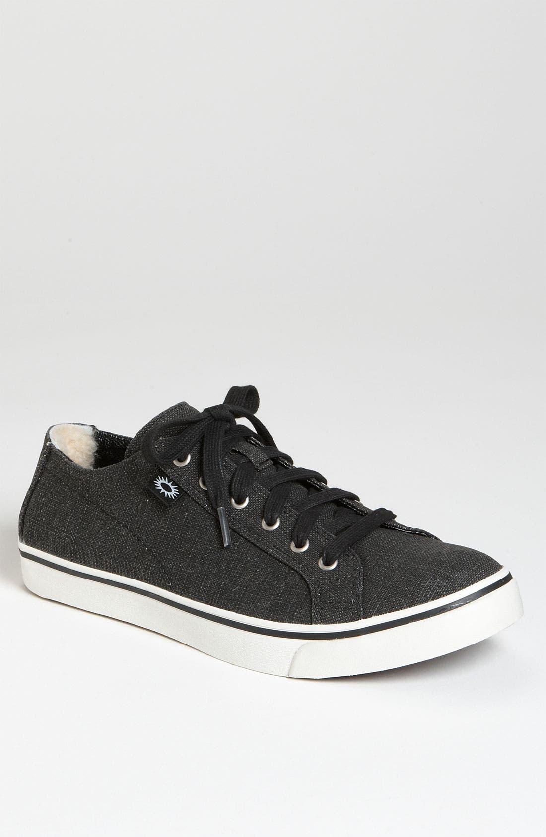 Main Image - UGG® Australia 'Vanowen' Canvas Sneaker (Men)
