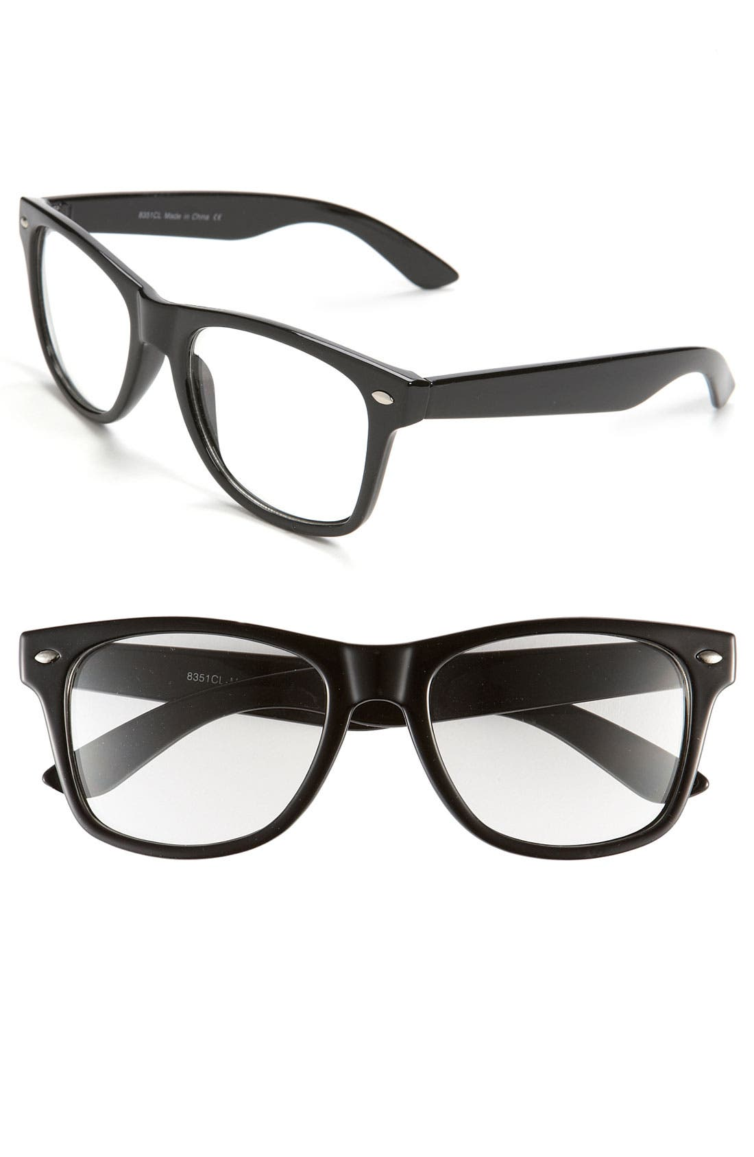Alternate Image 1 Selected - KW 'Punky' Glasses (Juniors) (2 for $20)