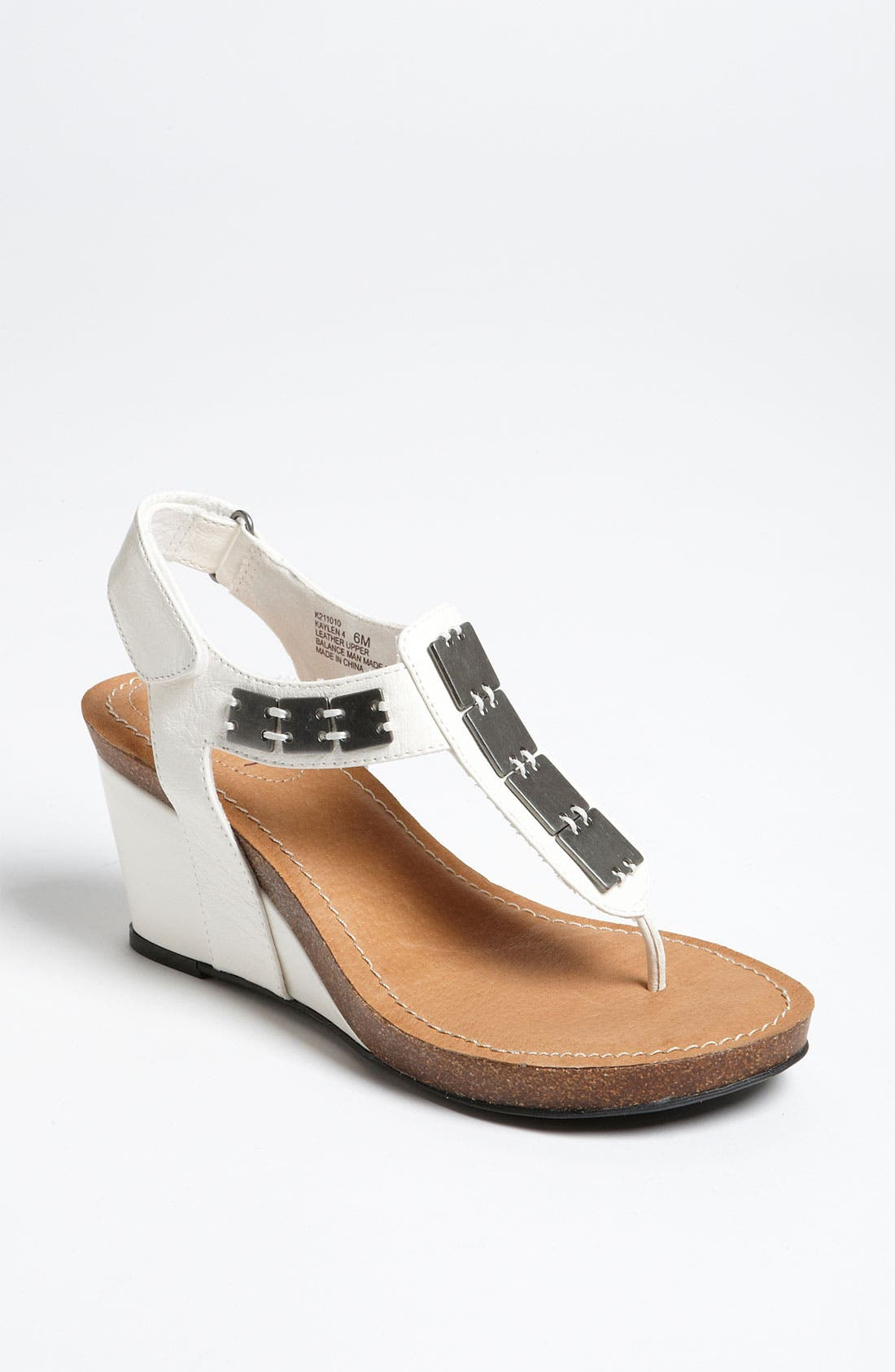 Alternate Image 1 Selected - Me Too 'Kaylen' Sandal