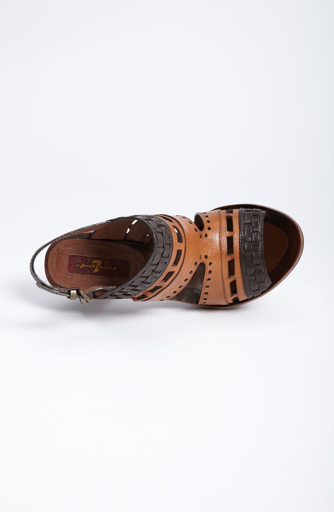 Alternate Image 3  - 7 For All Mankind® Sandal
