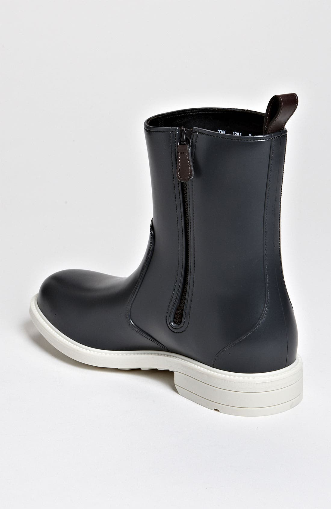 Alternate Image 2  - Salvatore Ferragamo 'Baltimora' Rain Boot