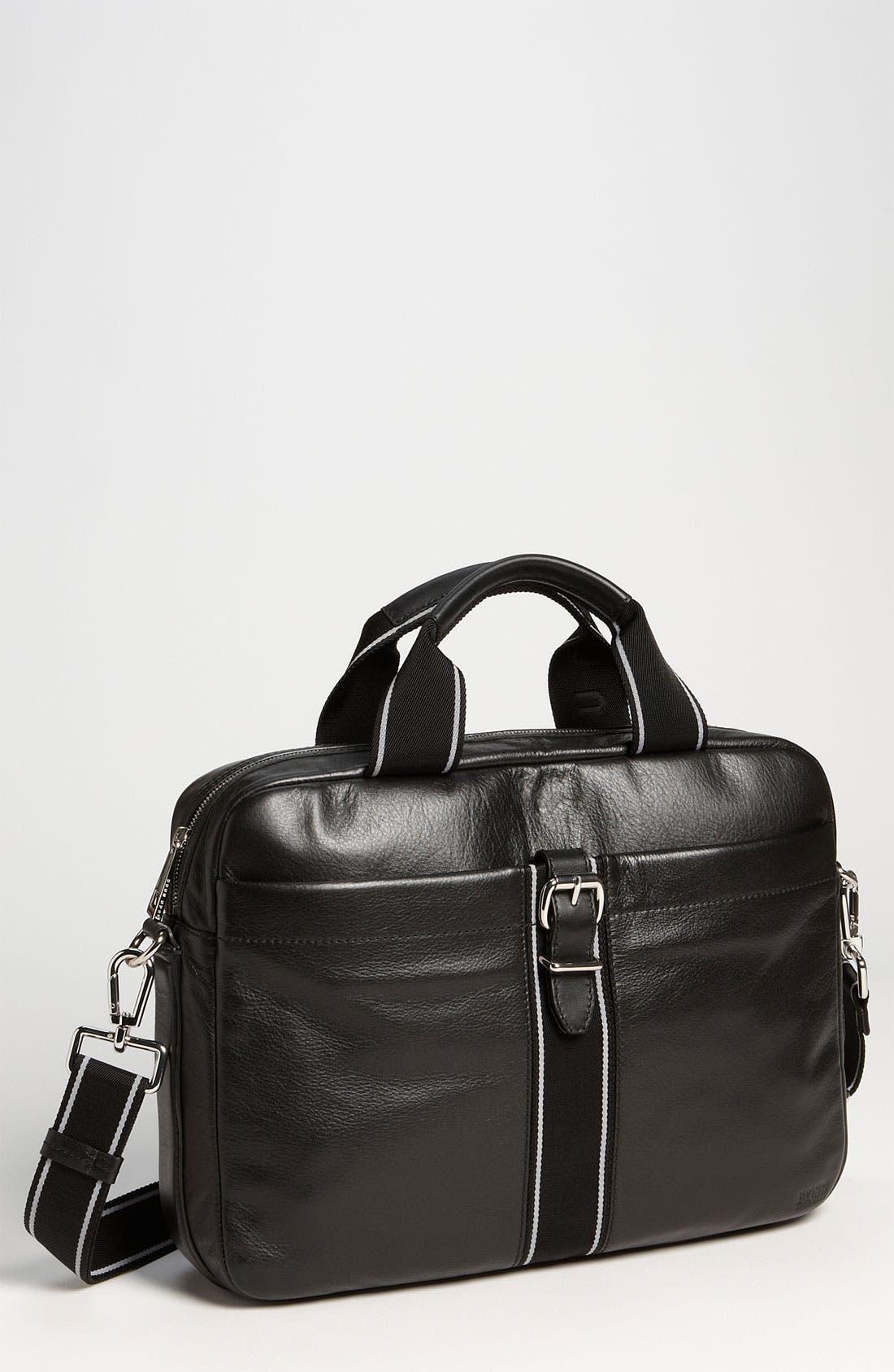 Alternate Image 1 Selected - BOSS HUGO BOSS 'Sakiro' Briefcase Bag