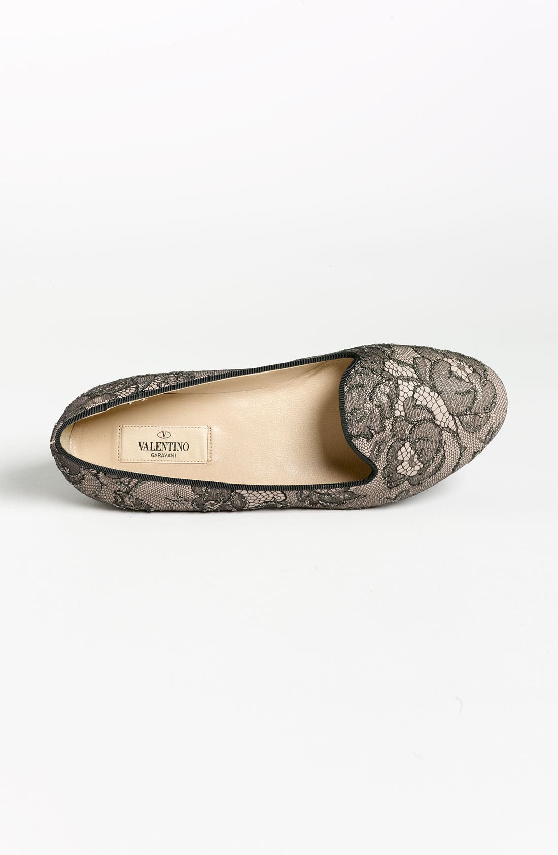 Alternate Image 3  - Valentino 'Lace Art' Slipper