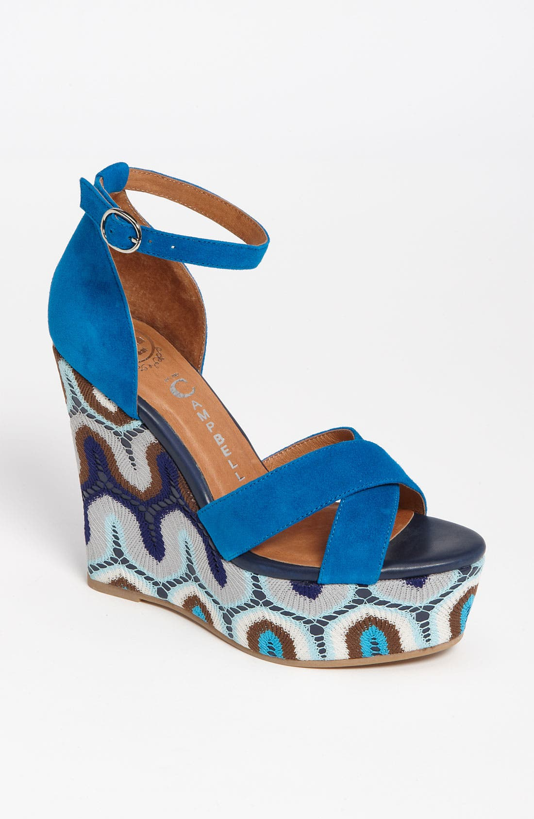 Alternate Image 1 Selected - Jeffrey Campbell 'Bradshaw 2' Sandal