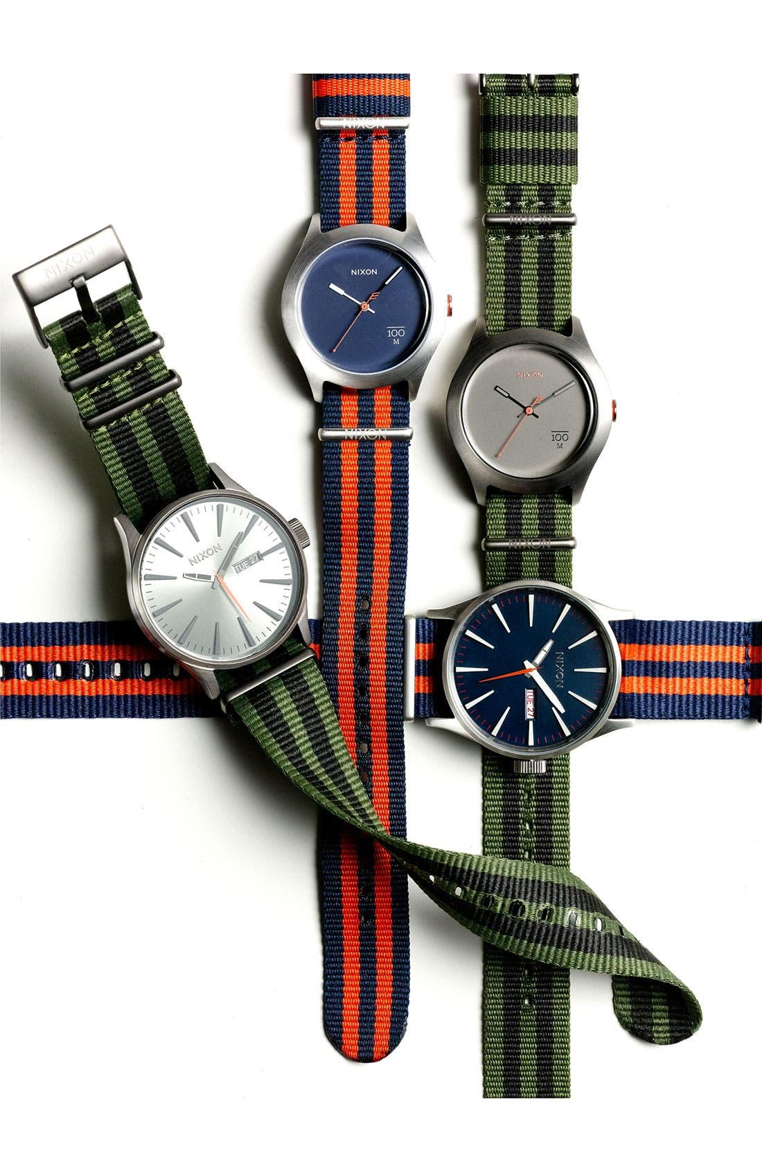 Alternate Image 2  - Nixon 'The Quad Surplus' Watch