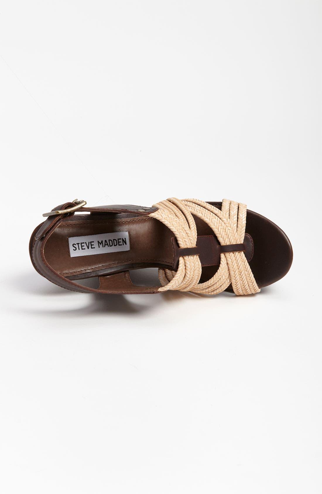 Alternate Image 3  - Steve Madden 'Tampaa' Sandal