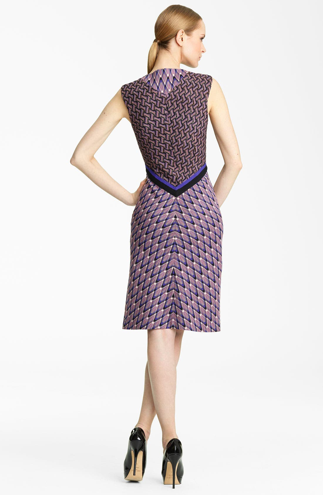 Alternate Image 2  - Missoni Contrast Print Dress