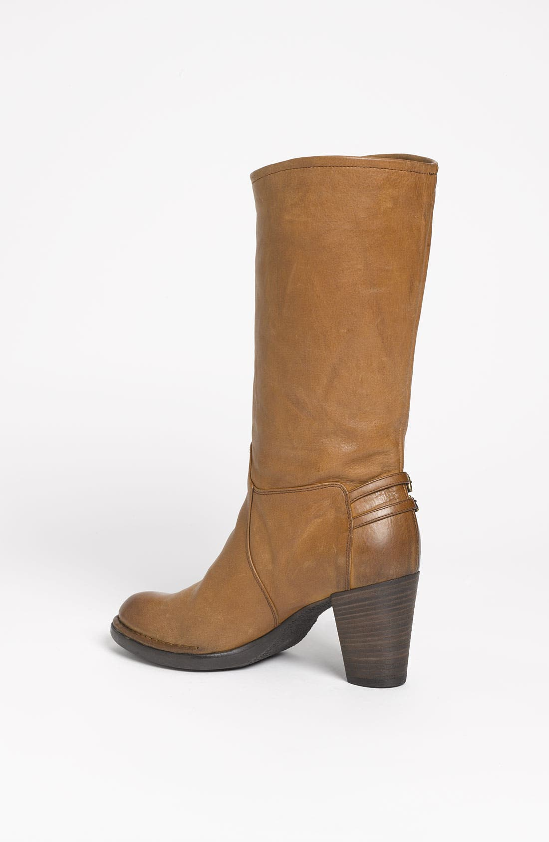 Alternate Image 2  - Alberto Fermani Mid Heel Boot (Nordstrom Exclusive)