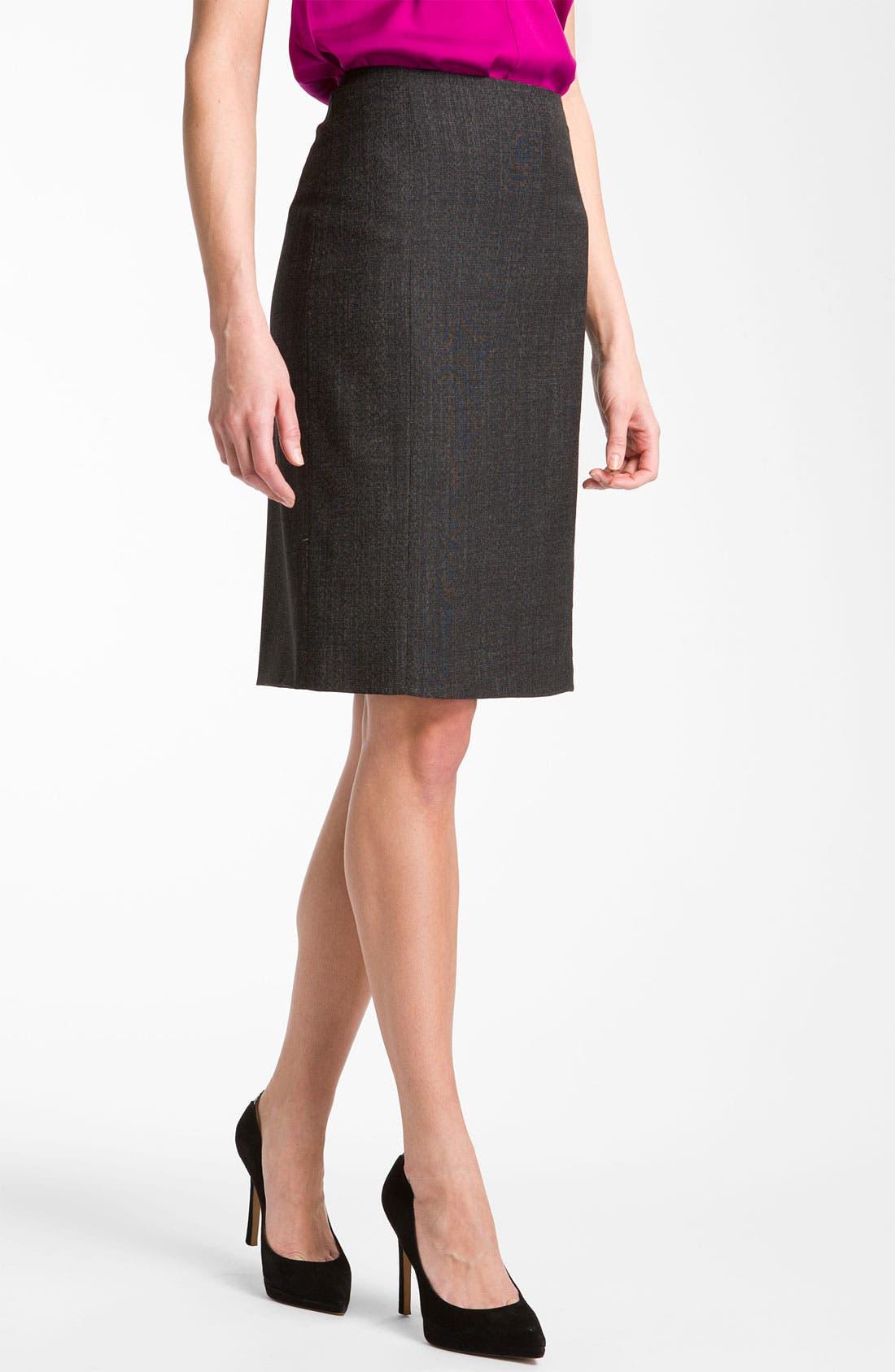 Alternate Image 3  - Theory 'Cegilia - Copenhagen' Pencil Skirt