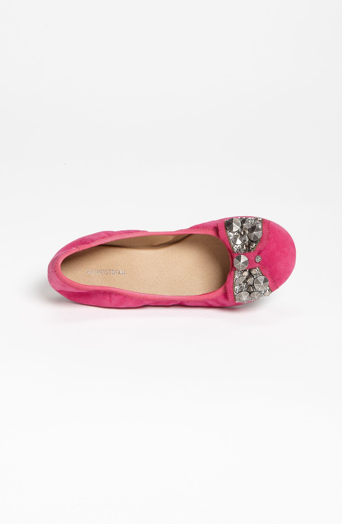 Alternate Image 3  - Nordstrom 'Kelsey' Flat (Toddler, Little Kid & Big Kid)