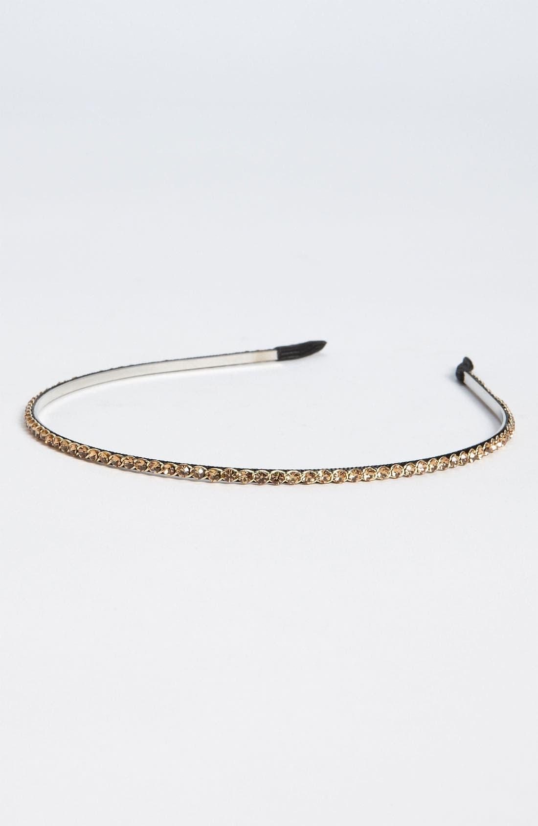 Cara Skinny Crystal Headband