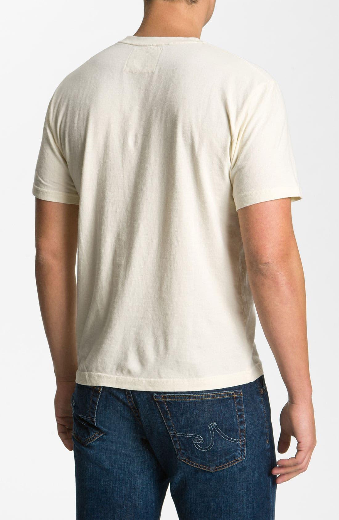 Alternate Image 2  - Red Jacket 'Portland Beavers' Regular Fit Crewneck T-Shirt (Men)