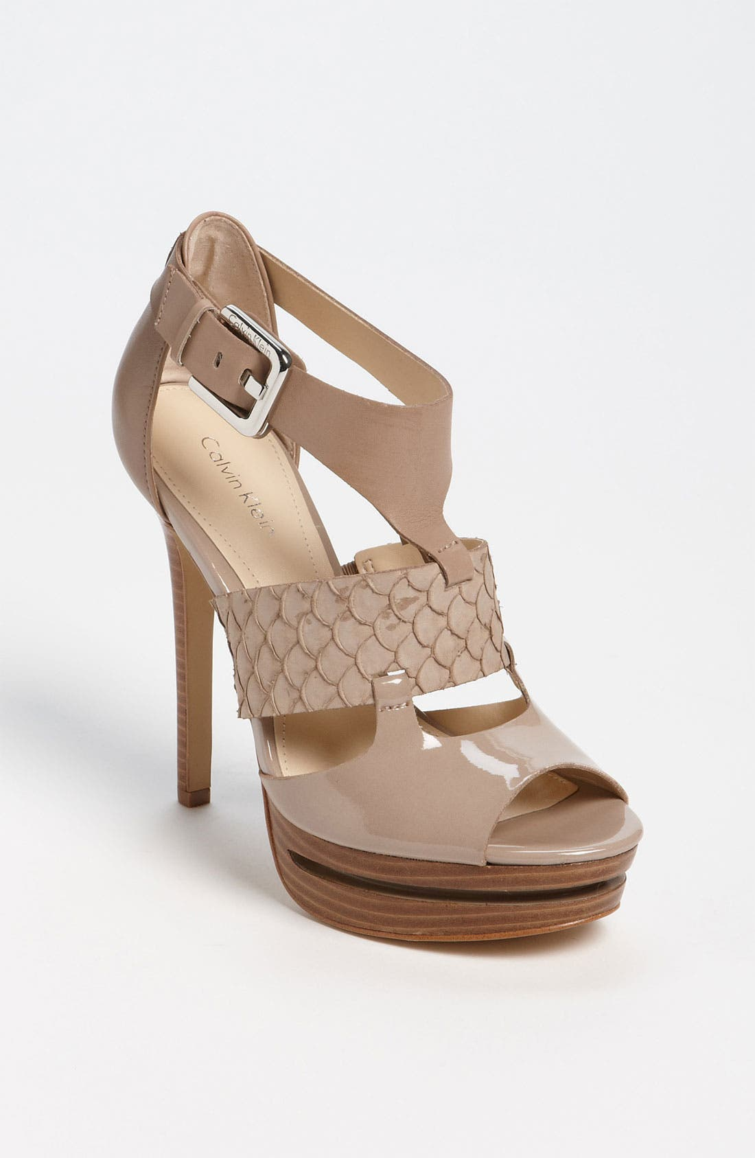 Alternate Image 1 Selected - Calvin Klein 'Roxanna' Sandal