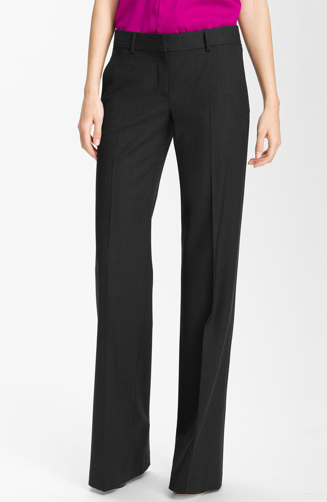 Alternate Image 1 Selected - Theory 'Emery - Tailor' Trousers