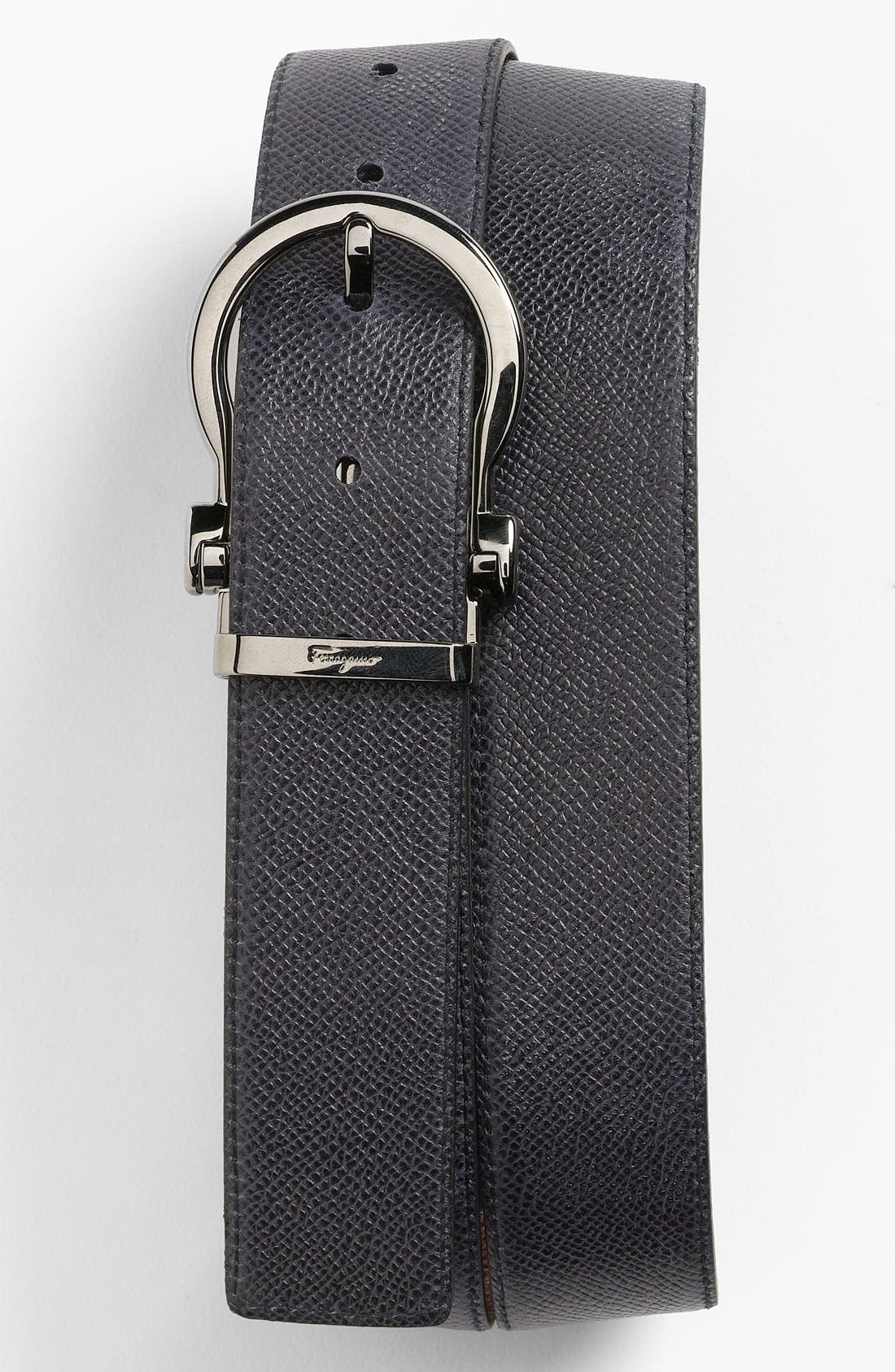 Alternate Image 2  - Salvatore Ferragamo Reversible Belt