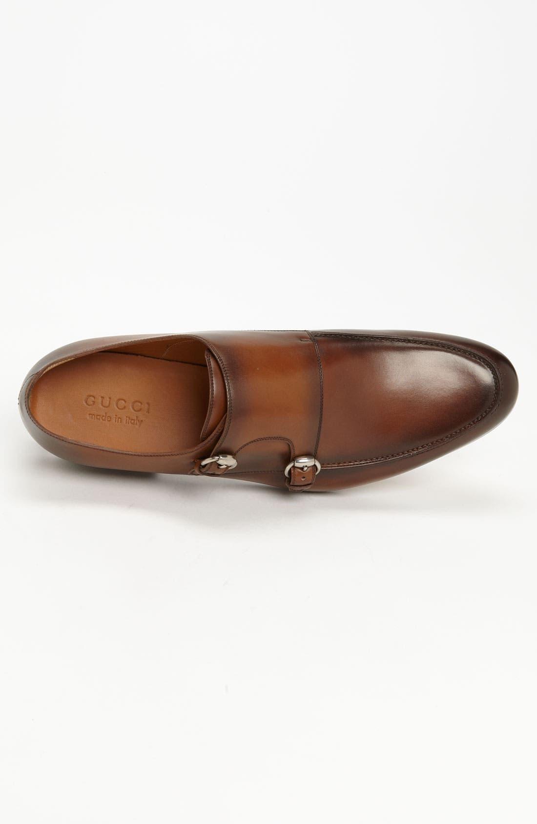 Alternate Image 3  - Gucci 'Bonnard' Monk Strap Shoe