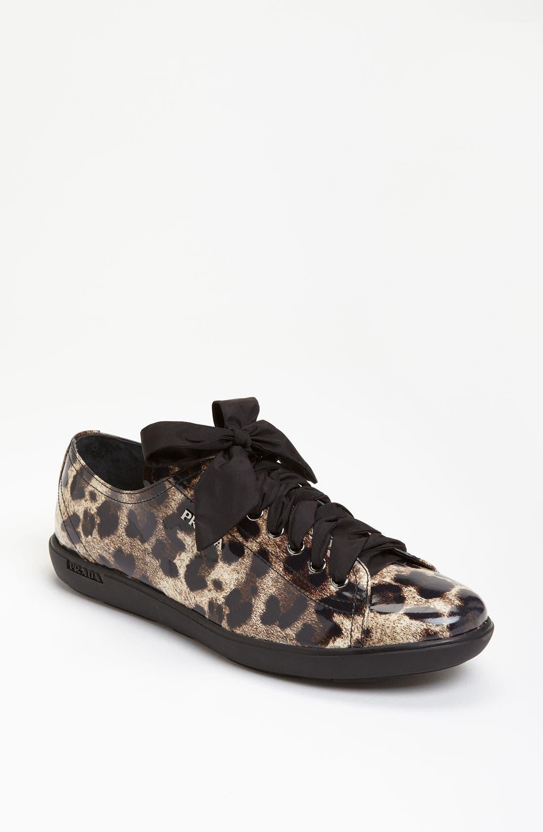 Alternate Image 1 Selected - Prada 'Puff' Sneaker