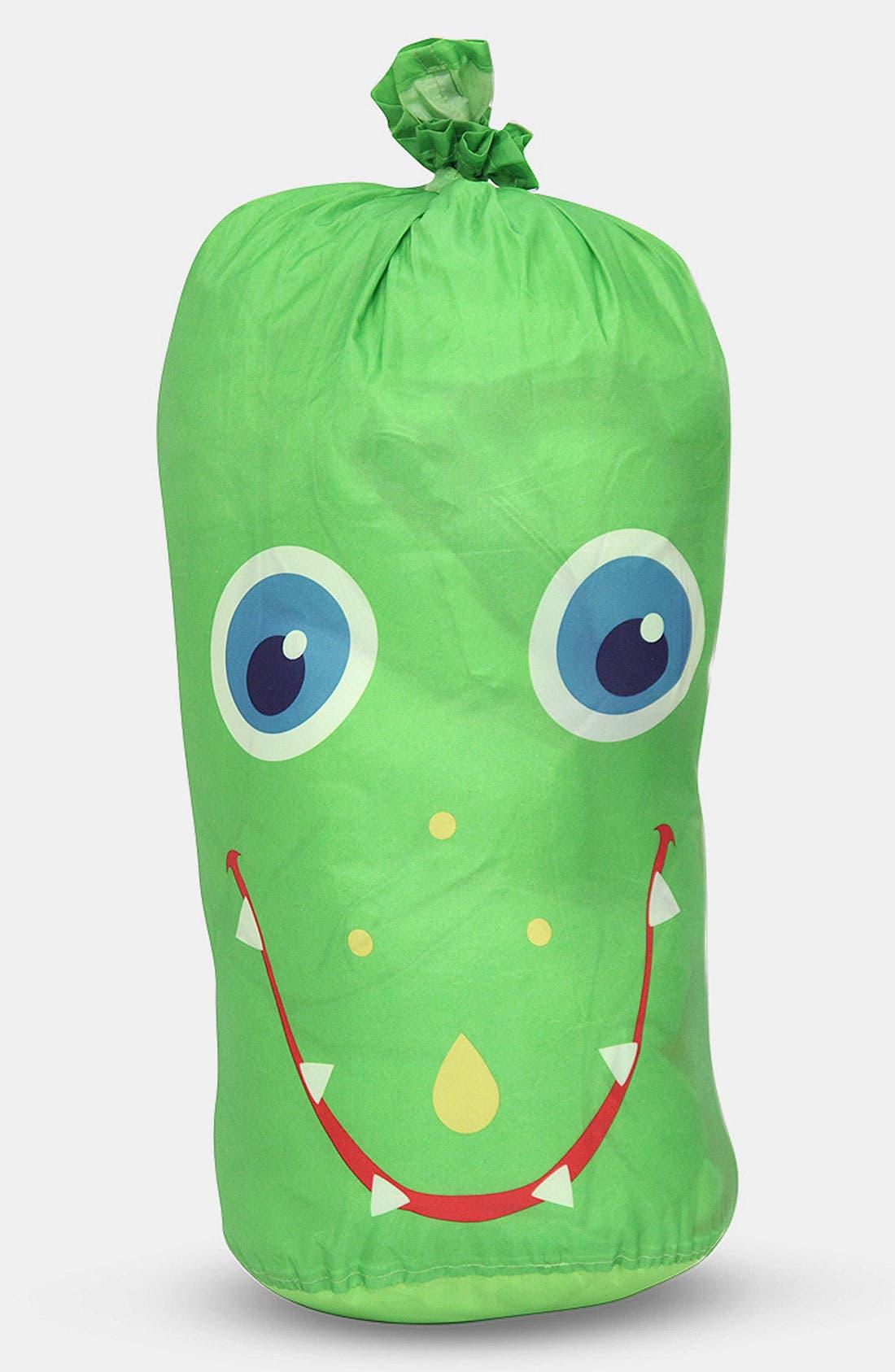 Alternate Image 2  - Melissa & Doug 'Augie Alligator' Sleeping Bag