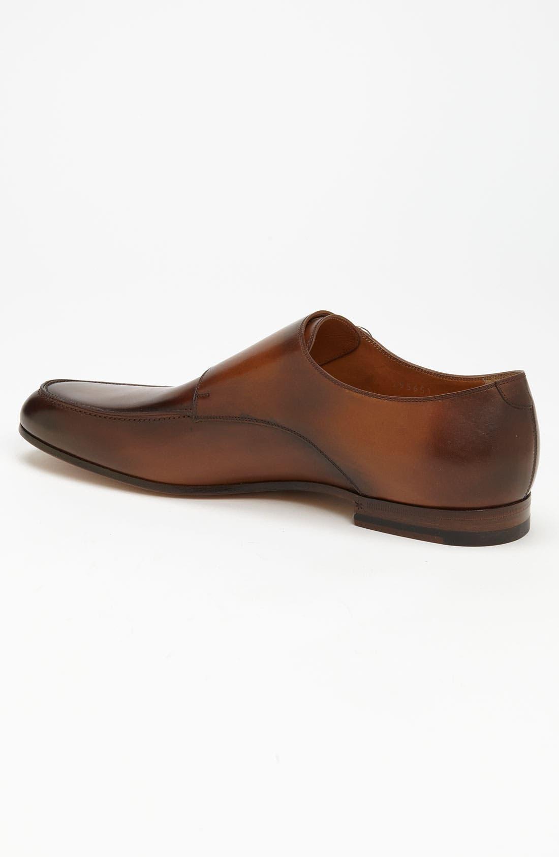 Alternate Image 2  - Gucci 'Bonnard' Monk Strap Shoe