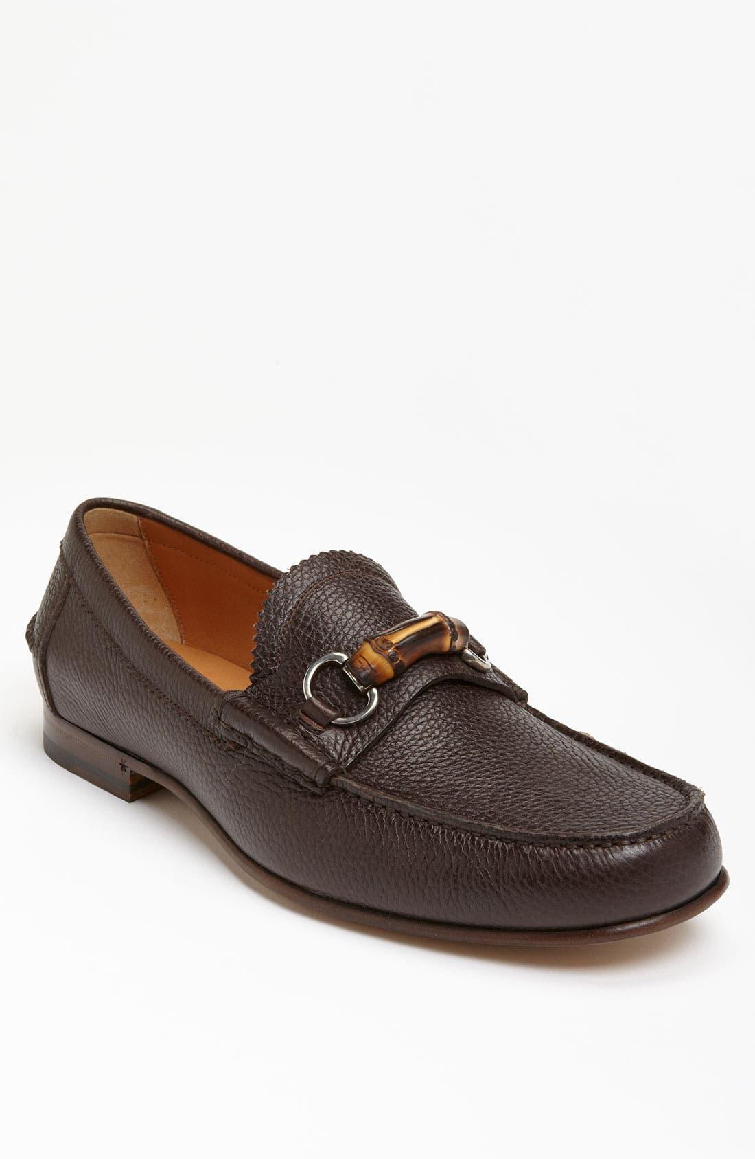 Alternate Image 1 Selected - Gucci 'Millet' Loafer