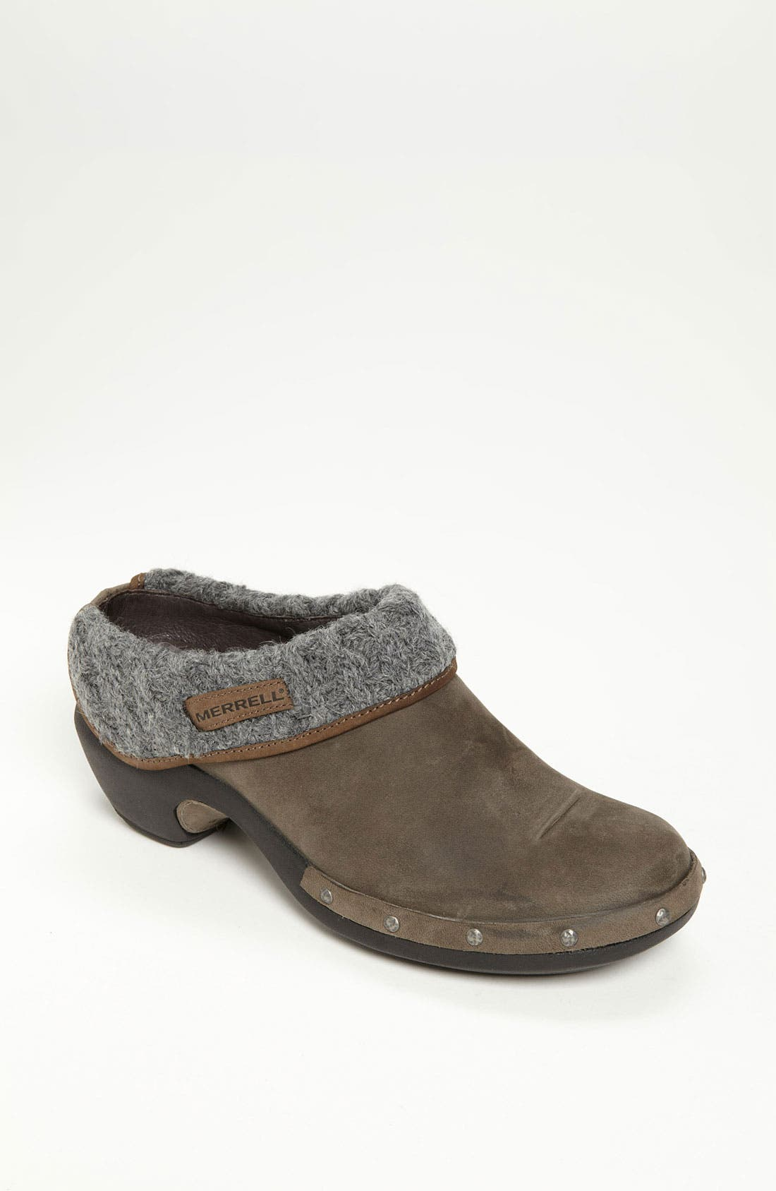 Alternate Image 1 Selected - Merrell 'Luxe Knit' Clog