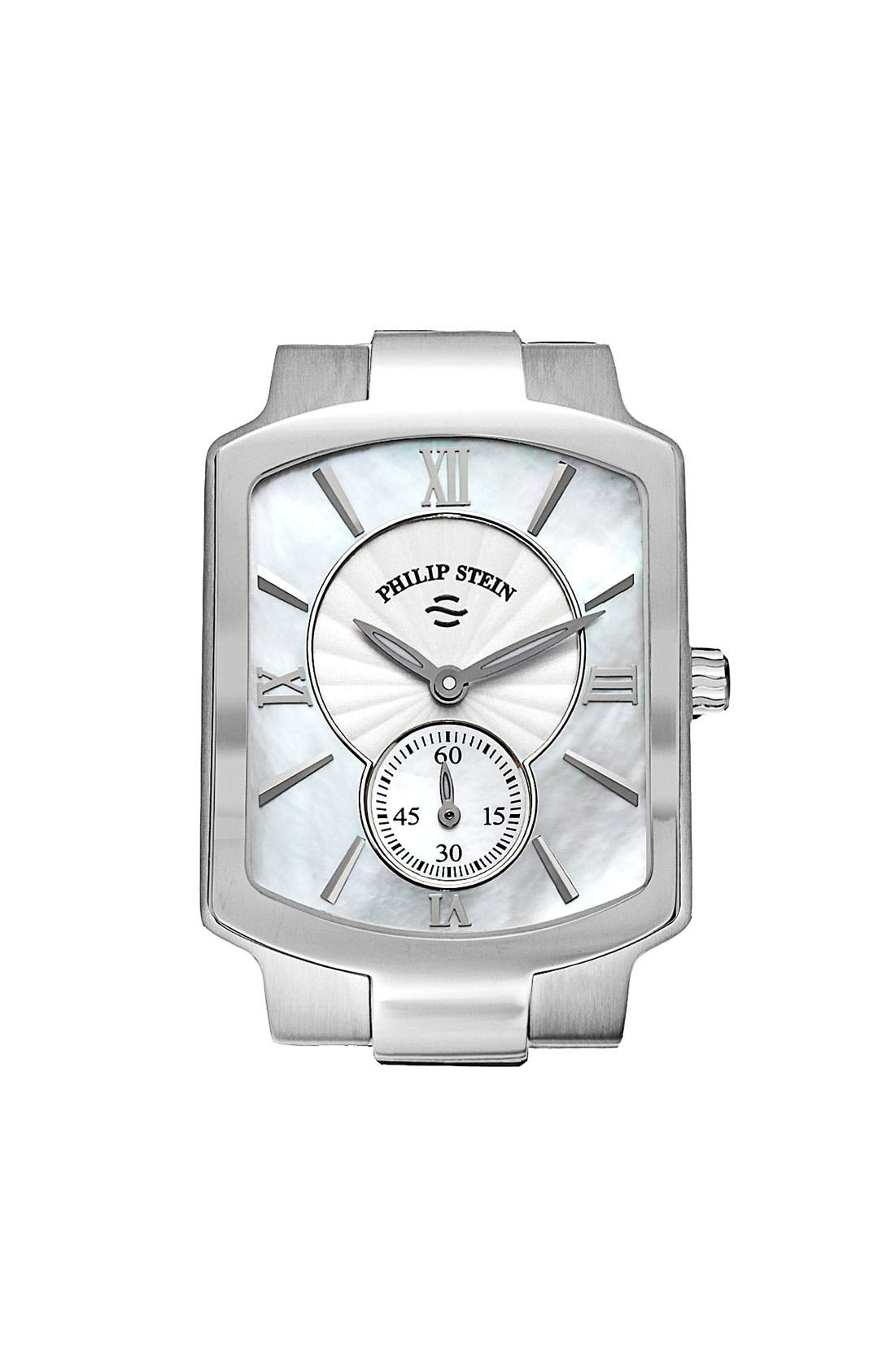 Alternate Image 1 Selected - Philip Stein® 'Classic' Small Watch Case